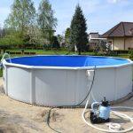 Uzdatnianie wody w basenie