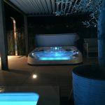Mini baseny Spa do zabudowy