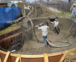 Konstrukcja basenu stacjonarnego